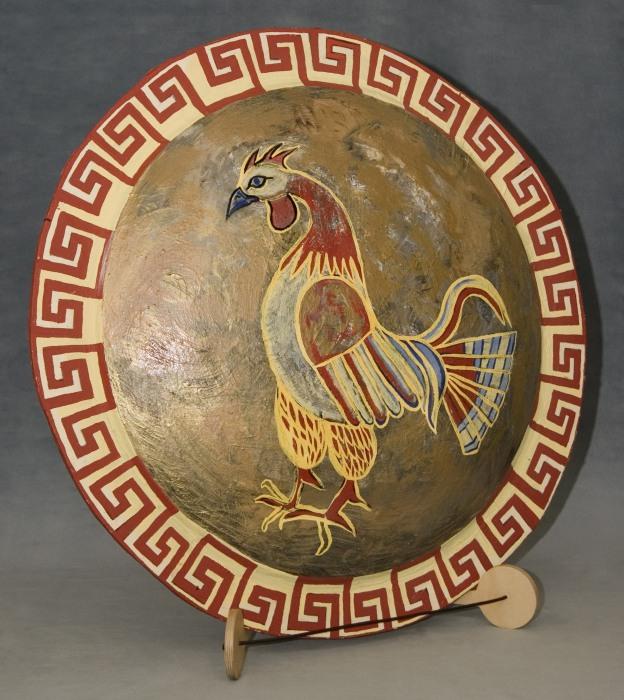 Replica Greek armour