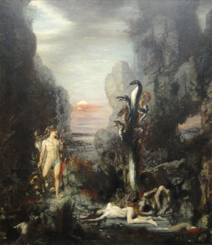Hercules_and_the_Lernaean_Hydra,_1875-1876,_by_Gustave_Moreau_-_Art_Institute_of_Chicago_-_DSC09590.jpeg