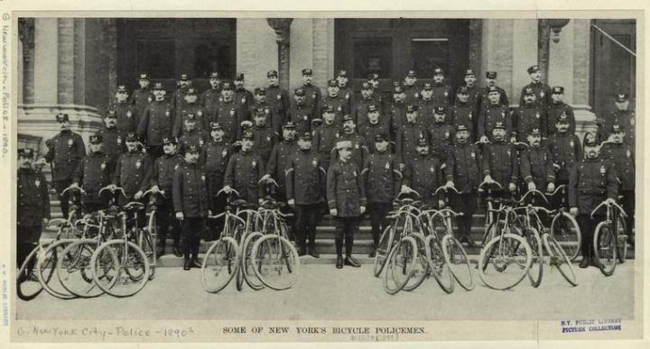 newyorksbicyclepolicemen