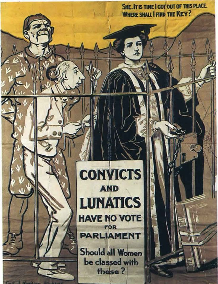 COnvicts and lunatics suffragettes .jpg